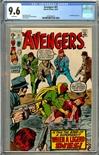 Avengers #81