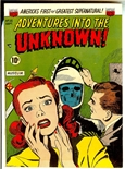 Adventures Into the Unknown #35
