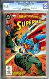 Adventures of Superman #497