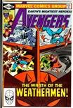 Avengers #210