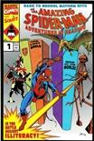 Amazing Spider-Man Adventures in Reading #1
