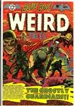 Blue Bolt Weird Tales #116
