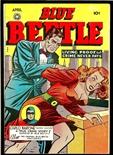 Blue Beetle #55