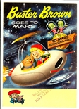 Buster Brown Goes to Mars #1
