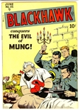 Blackhawk #25