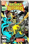 Batman and the Outsiders #22