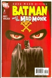 Batman: The Mad Monk #3