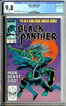 Black Panther (Mini) #4