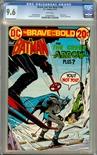 Brave & Bold #106