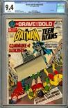 Brave & Bold #102