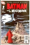 Batman: The Mad Monk #1