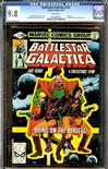 Battlestar Galactica #23