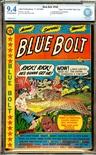Blue Bolt #102