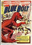 Blue Bolt #107