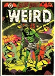 Blue Bolt Weird Tales #114