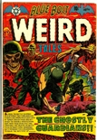 Blue Bolt Weird Tales #116