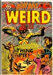 Blue Bolt Weird Tales #117