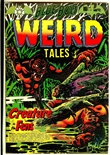 Blue Bolt Weird Tales #118