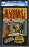 Blonde Phantom #15