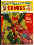 Blue Ribbon Comics #7