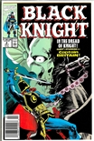 Black Knight (Mini) #2