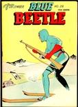 Blue Beetle #28