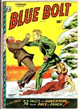 Blue Bolt V8 #9