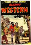 Blazing Western #3