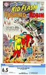 Brave & Bold #54