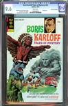 Boris Karloff Tales of Mystery #50