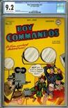 Boy Commandos #21