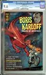 Boris Karloff Tales of Mystery #34