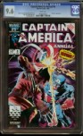 Captain America Annual #8