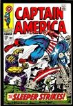 Captain America #102