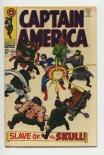 Captain America #104