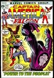 Captain America #143