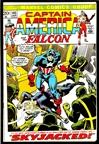 Captain America #145