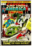 Captain America #151