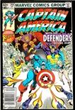 Captain America #268