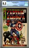 Captain America #100