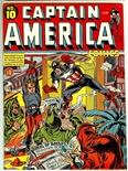 Captain America Comics #10