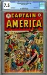 Captain America Comics #58
