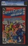 Captain Carrot & His Amazing Zoo Crew #17