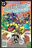 Captain Carrot & His Amazing Zoo Crew #12