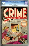 Crime Does Not Pay #31