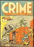 Crime Does Not Pay #37
