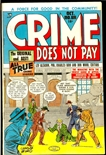 Crime Does Not Pay #68