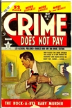 Crime Does Not Pay #87
