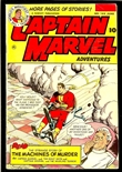 Captain Marvel Adventures #145