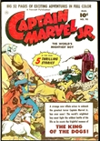 Captain Marvel Jr. #95